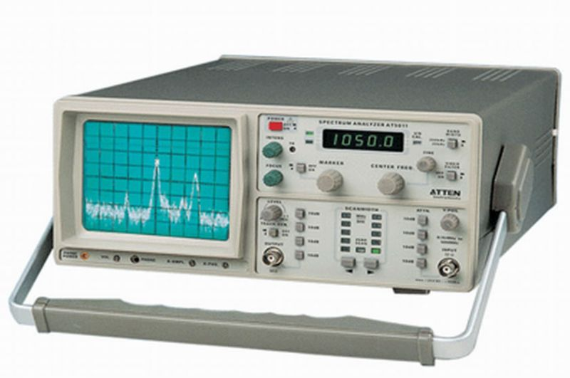 SM5011  SPEKTRUM ANALYZER
